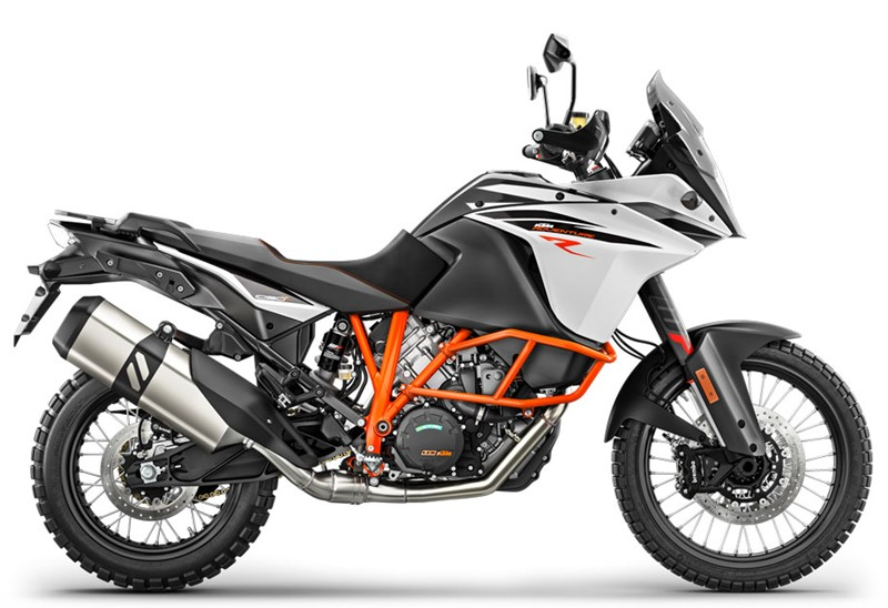 1090 Adventure R 2018 - Travel - Coast Powersports - Yamaha, KTM, Kawasaki motorcycles - Adelaide, South Australia