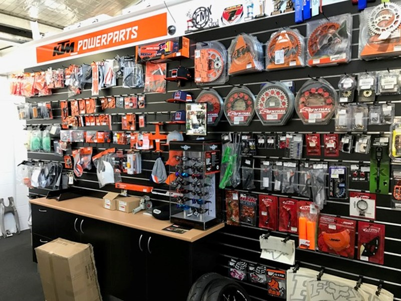 Spare Parts - Coast Powersports - Yamaha, KTM, Kawasaki motorcycles - Adelaide, South Australia