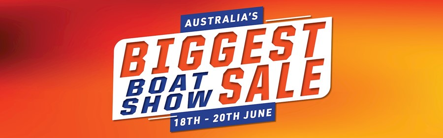 137 Australia's Biggest Boat Show Sale