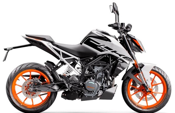 200 Duke ABS 2020 - KTM - Coast Powersports - Yamaha, KTM, Kawasaki motorcycles - Adelaide, South Australia